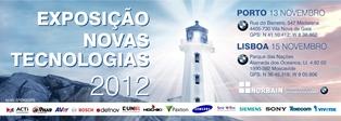 Exposição Novas Tecnologias 2012