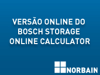 Bosch Storage Calculator Online