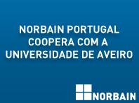 Norbain Portugal coopera com a Universidade de Aveiro
