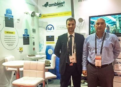 Nova parceria Norbain- Ambient System