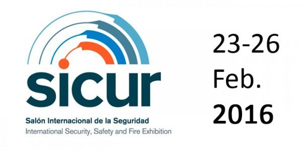 SICUR - Exposição Internacional de Segurança 2016