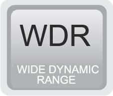 Tecnologia WDR (Wide Dynamic Range)