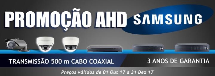 Promoção AHD Samsung