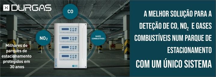 DURGAS - CO, NO2 E GASES COMBUSTÍVEIS