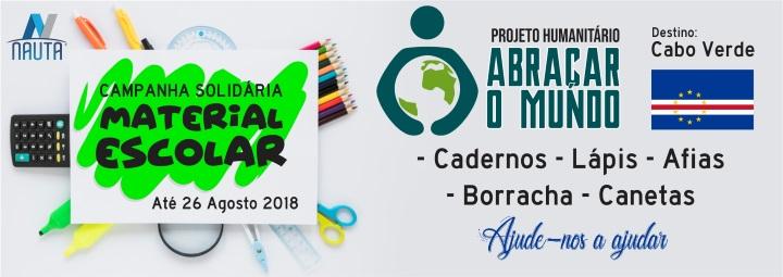 Missão Solidária Nauta - Cabo Verde