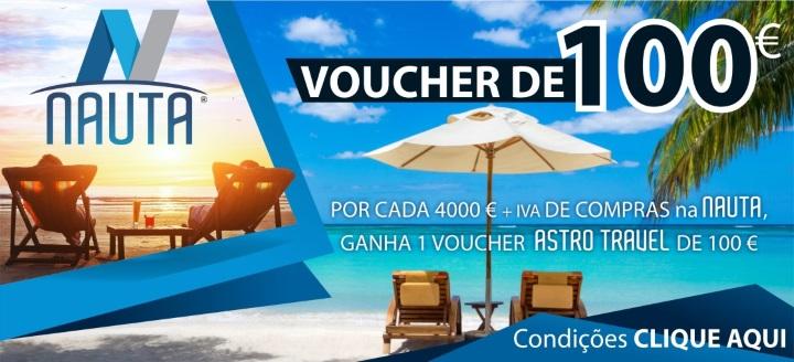 Promoção 100€ em Viagens